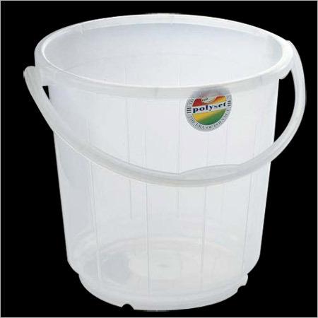 Transperent Bucket