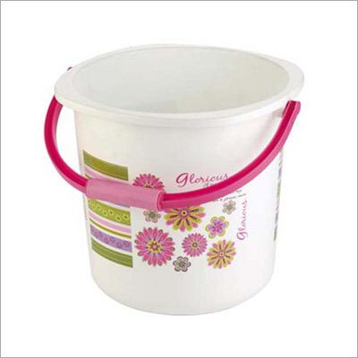 Plastic Bathroom Bucket