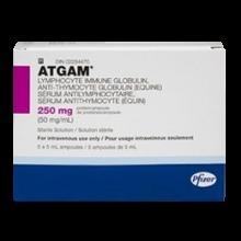 ATGAM 250MG Lymphocyte Immune Globulin- Anti-thymocyte