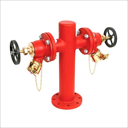 2 Way Fire Hydrant