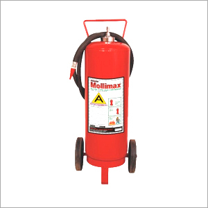 Trolley Type Co2  Fire Extinguisher