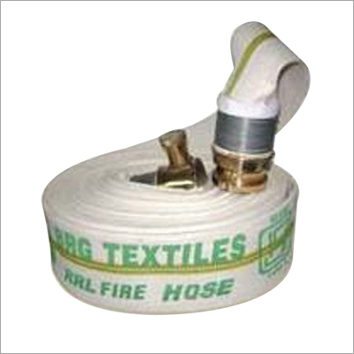 Fire Hose with Coupling