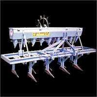 Rear Wheel Seed Drill