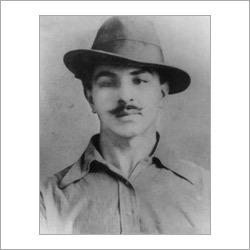 Shaheed Bhagat Singh Painting