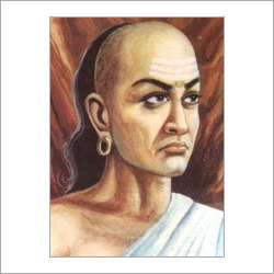 Chanakya Painting