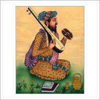 The Sufi Saint Painting
