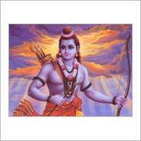 Rama Painting