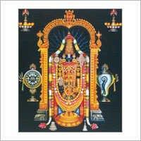 Tirupati Balaji Painting