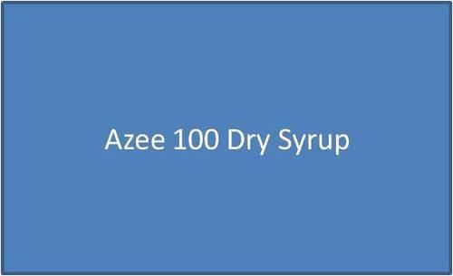 Azee 100 Azithromycin Dry Syrup