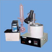 Rotary Vacuum Evaporation Unit