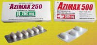 Azimax 500mg Azithromycin Tablets
