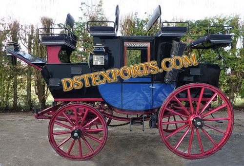 NEW DESIGNER HORSE CARRIAGE