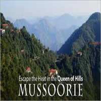 Car Hire for Mussoorie