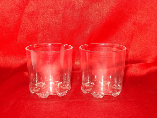 Unbreakable Polycarbonate Cold drink Glasses