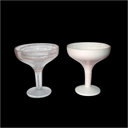 Unbreakable Polycarbonate Ice Cream/Chart Bowl