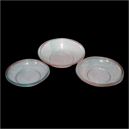 Unbreakable Polycarbonate Snack Plates/Bowls