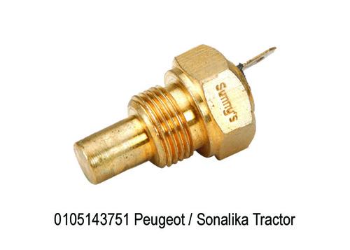 Peugeot  Sonalika Tractor