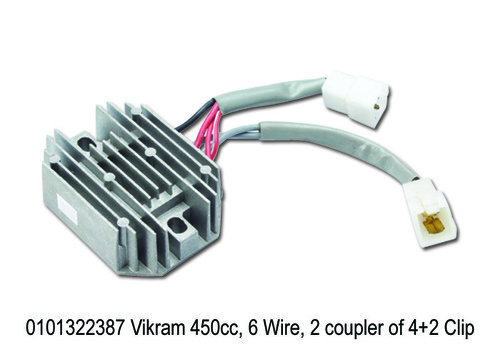 Regulator Vikram 450 CC