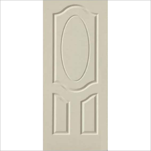 White Primer Smooth Moulded Door Skin