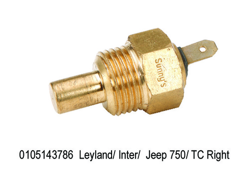 Leyland Inter Jeep 750 TC Right