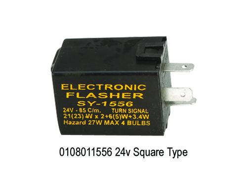24v Square Type