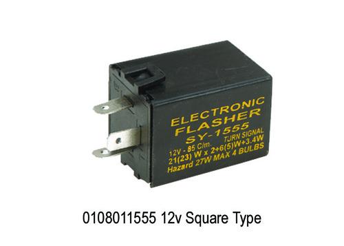 12v Square Type