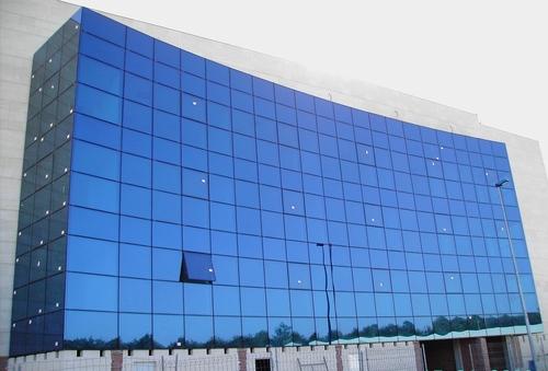 Curtain Glass Walls