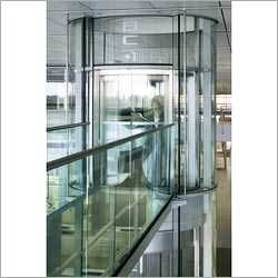 Hydraulic Glass Lifts