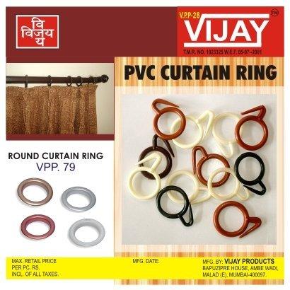 PVC Curtain Rings