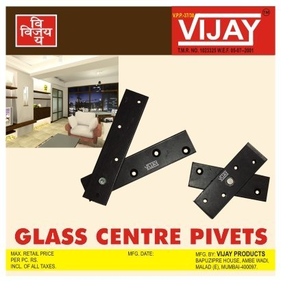 Glass Centre Pivets