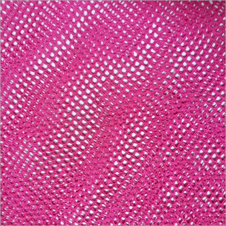 Lycra Knitted Net Fabric