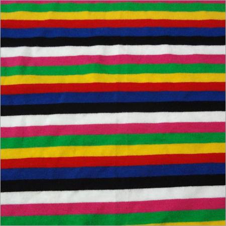 Spun Strip Knitted Fabrics