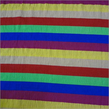 Fancy Lycra Multy Strips Fabrics