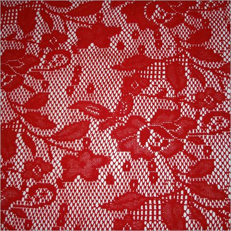 Flower Jaquard Warp Knit Fabrics