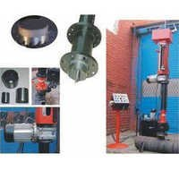 Hydraulic Under Pressure Drilling Machine