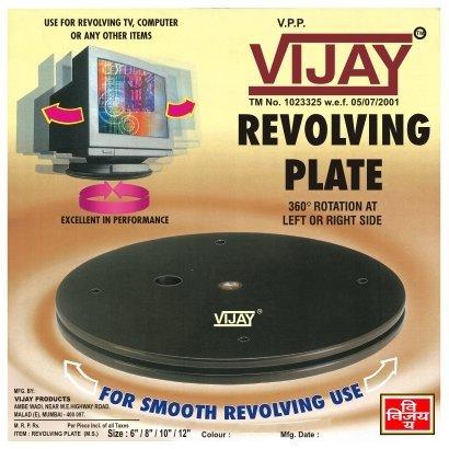 Revolving Plate