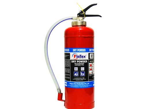 Portable DCP Cartridge Type Fire Extinguisher