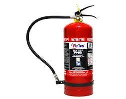 Water Type Stored Pressure Fire Extinguisher