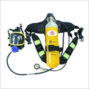 Air Breathing Apparatus With Case