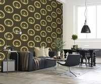 DARK BROWN BIG WALLPAPER WT