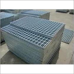 Galvanized Metal Gratings