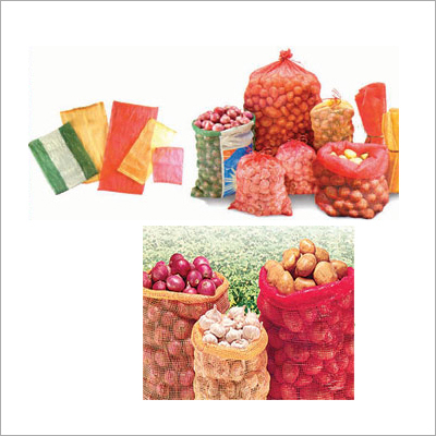 Vegetable Packaging Leno Bags