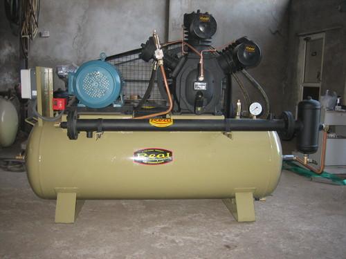 Industrial Screw Air Compressor