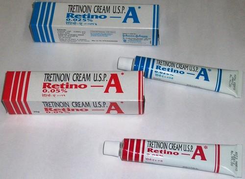 Retino A Tretinoin 0.05%/0.025% Cream