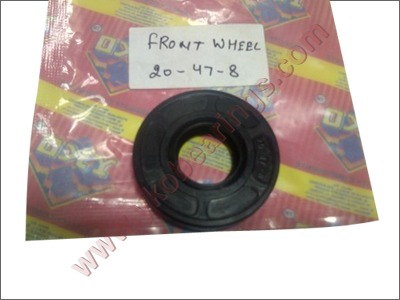 FRONT WHEEL SEAL (20-47-8)