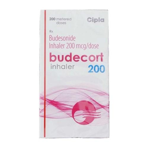 Budecort 200r/C Budesonide Inhaler