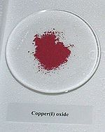 Copper (I) Oxide Red