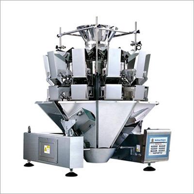 12 Head Weigher Machine