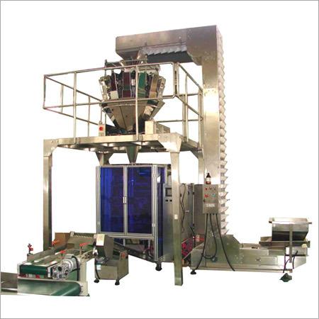 Automatic Potato Chips Packing Machine