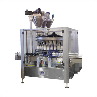 Rotary Auger Filling Machine
